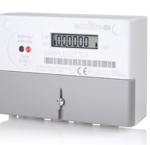 Single Phase Electric Meter : Emlite dragonfly single phase electric meter decmetrics