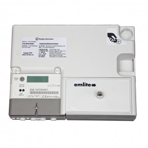 Prepayment coin meter from Emlite