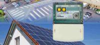 elster commercial meter solar rooftop