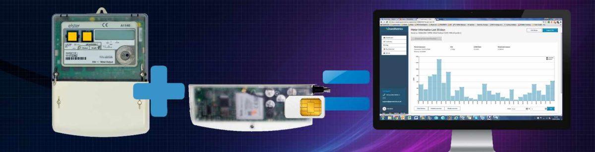 aslh308 modem a1140 meter