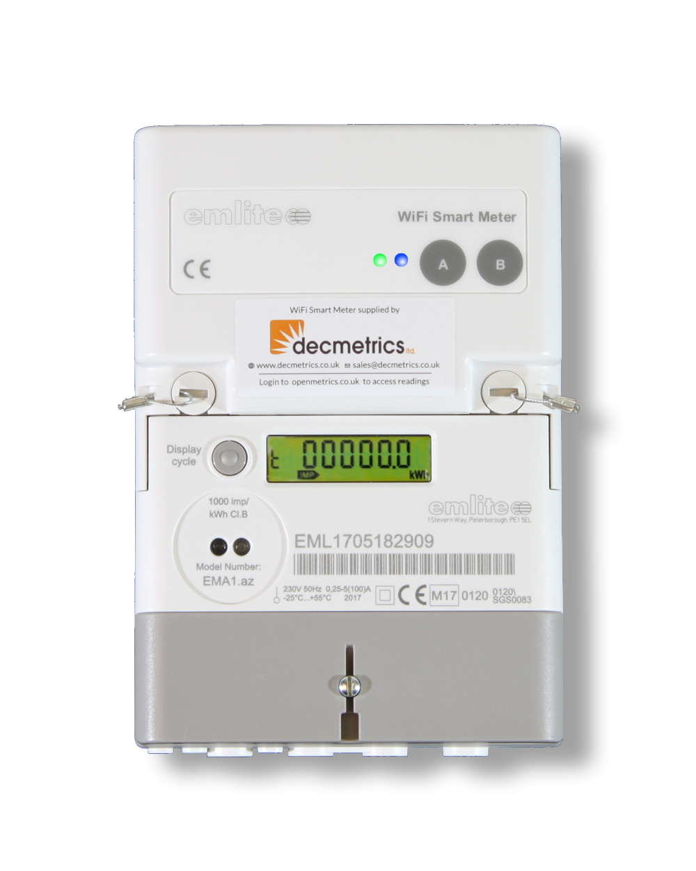 smart meter Smart meters allow access to hourly, weekly and monthly water usage as well as  other added features such as leak detection and usage notifications.