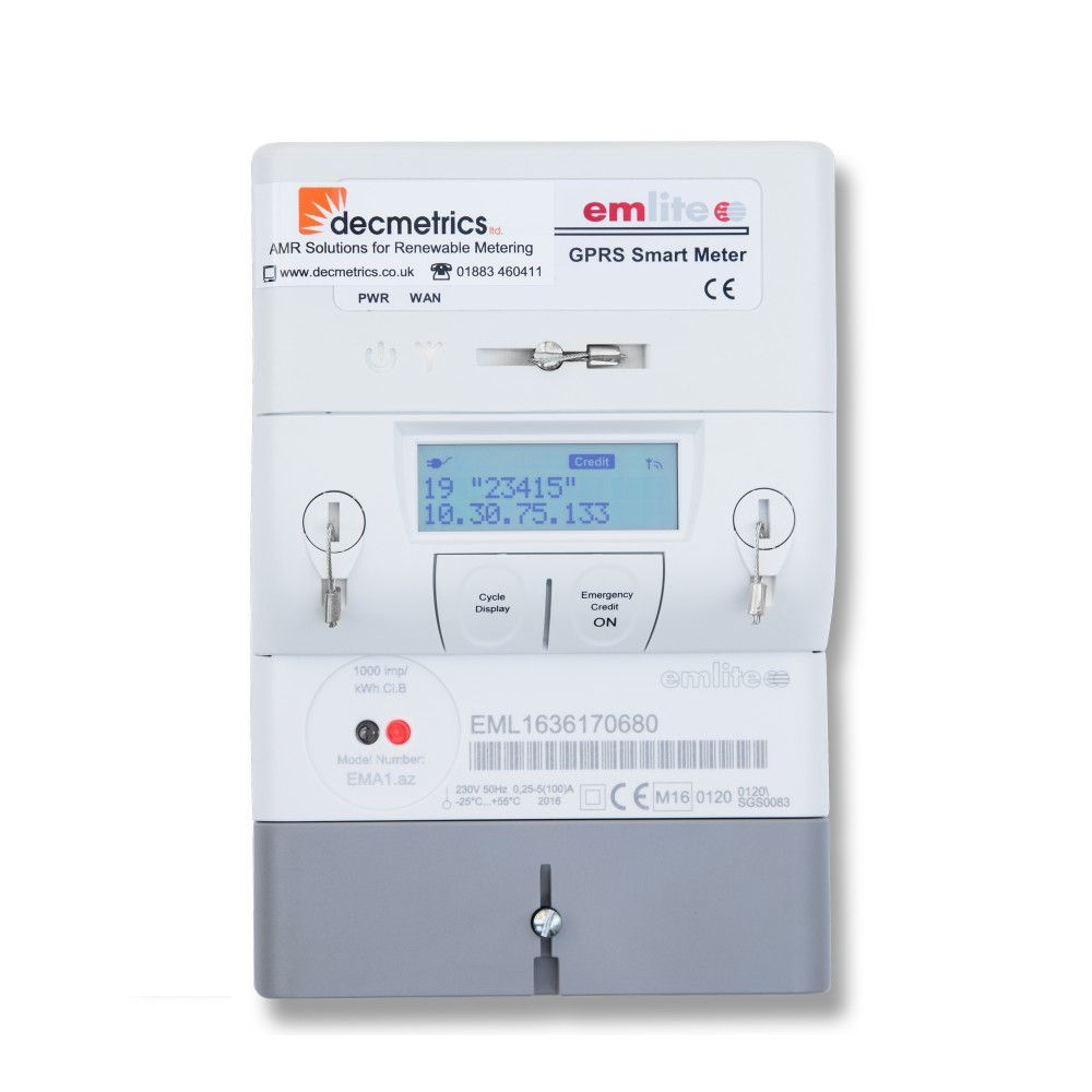 electric smart meters